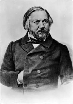 Mikhail Glinka (1804-1857)
