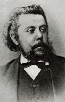 Modest Mussorgsky (1839-1881)