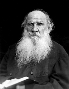 Leo Tolstoy, author of War and Peace (russiapedia.rt.com)