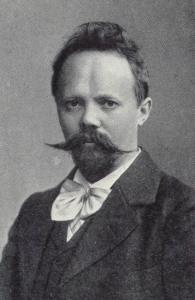 Engelbert Humperdinck, composer (brooklyn.cuny.edu)