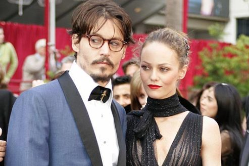 Johnny Depp & Vanessa Paradis (thesun.co.uk)