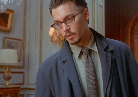 Johnny as Dean Corso in The Ninth Gate (1999)