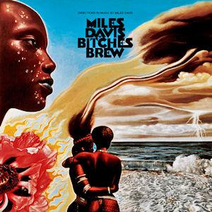 Bitches Brew (1969) album cover