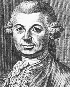 Carlo Gozzi (1720-1806), Venetian playwright