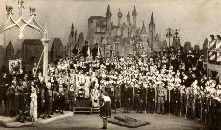 Act III of Die Meistersinger (Rudolf Kempe conducting, 1950)