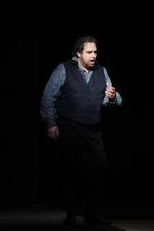 Marco Berti as Canio