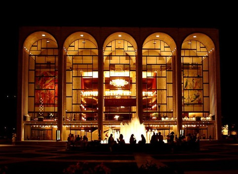 Metropolitan Opera at Lincoln Center (Photo: John Glines)
