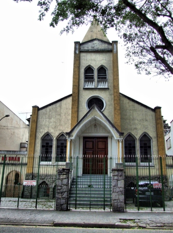 Igreja Metodista do Bras (Methodist Church of Bras) in Sao Paulo