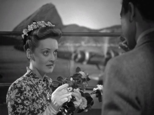 Bette Davis & Paul Henreid in Now, Voyager (1942), with Sugar Loaf in the background