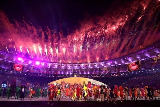 Opening Ceremony of the Rio 2016 Olympics
