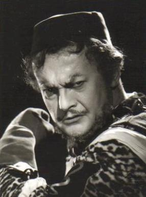 Tito Gobbi as Iago in Otello