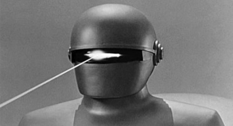 The giant robot Gort (Lock Martin)